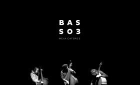 Basso3 – MEIA Catorze   Album Cover
