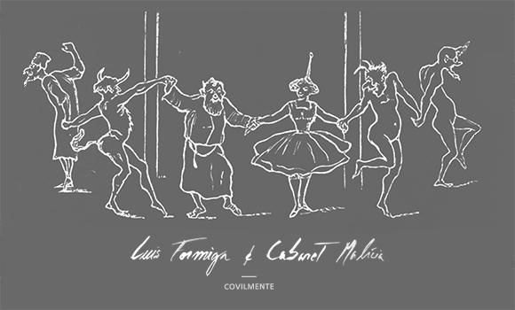 Luís Formiga e Cabaret Malícia – Covilmente | Album