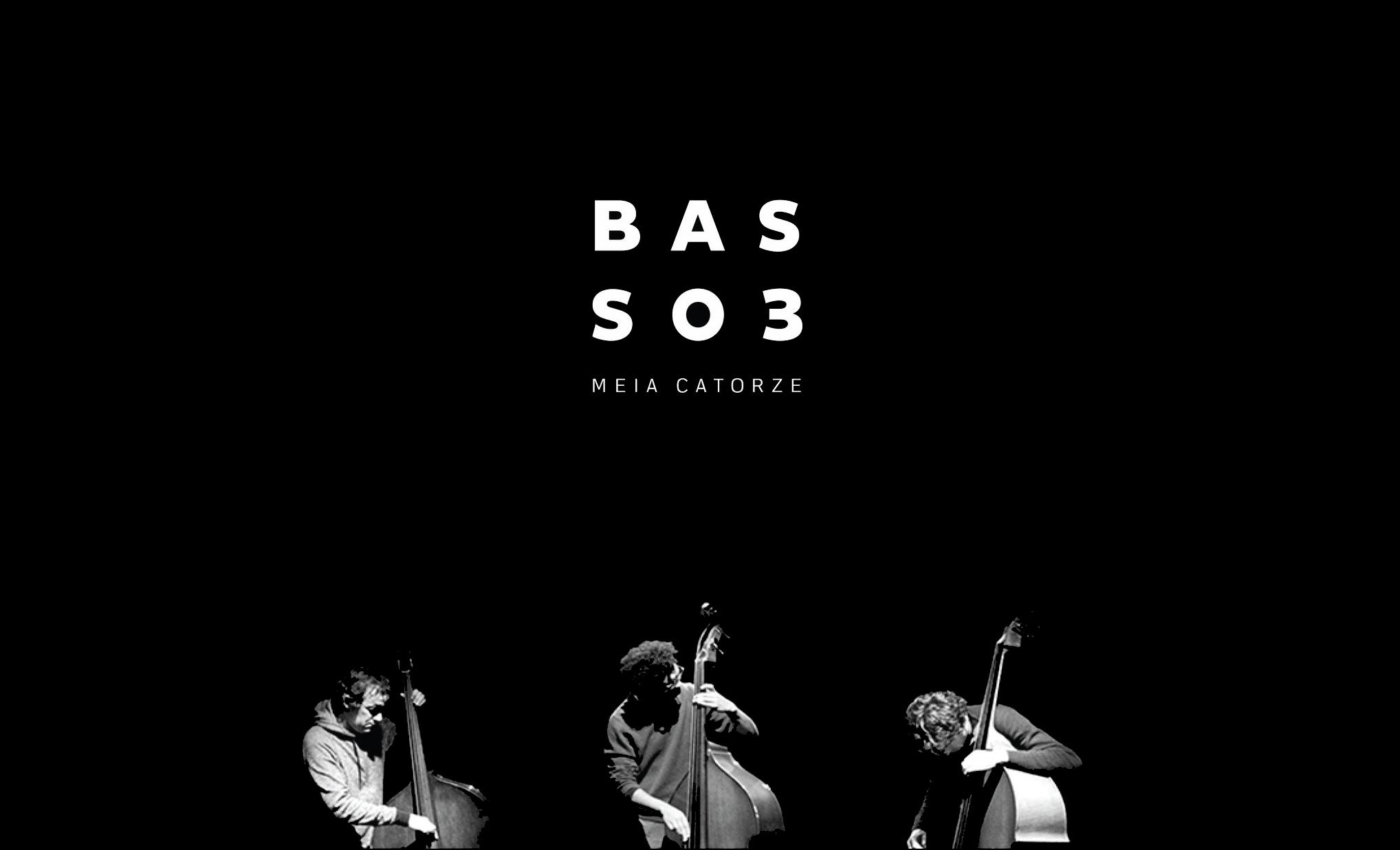 Basso3 – MEIA Catorze | Album Cover