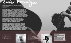 Press Release | Dois Depois + Luís Formiga