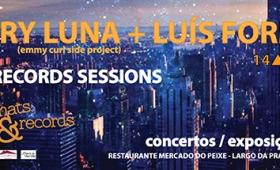 Concert | Rest. Mercado Peixe e Hats & Records